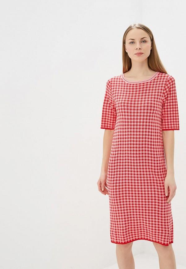 женское повседневные платье unq, розовое