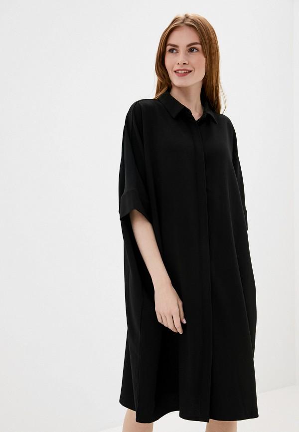 женское платье unq, черное