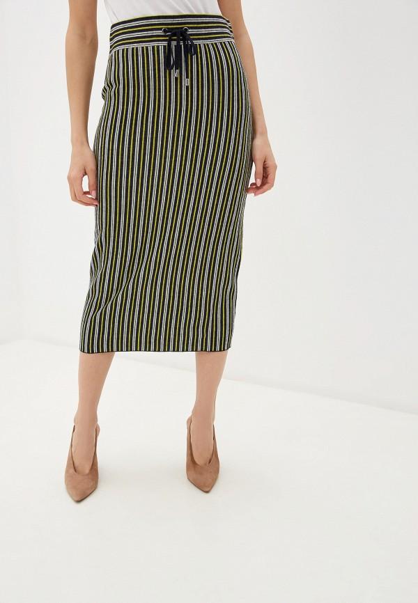 женская прямые юбка unq, разноцветная
