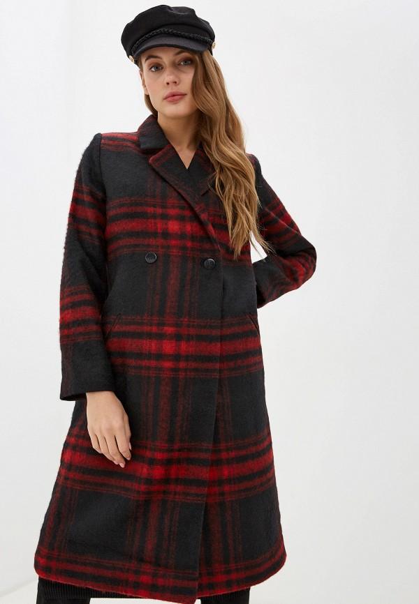 женское пальто unq, черное