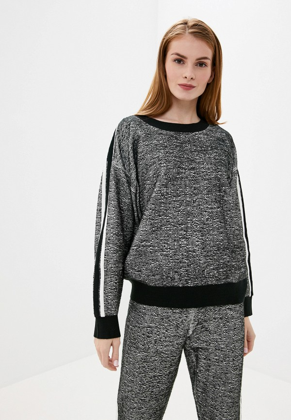 женский джемпер unq, серый