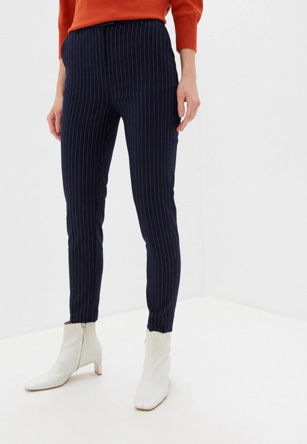 женские классические брюки unq, синие