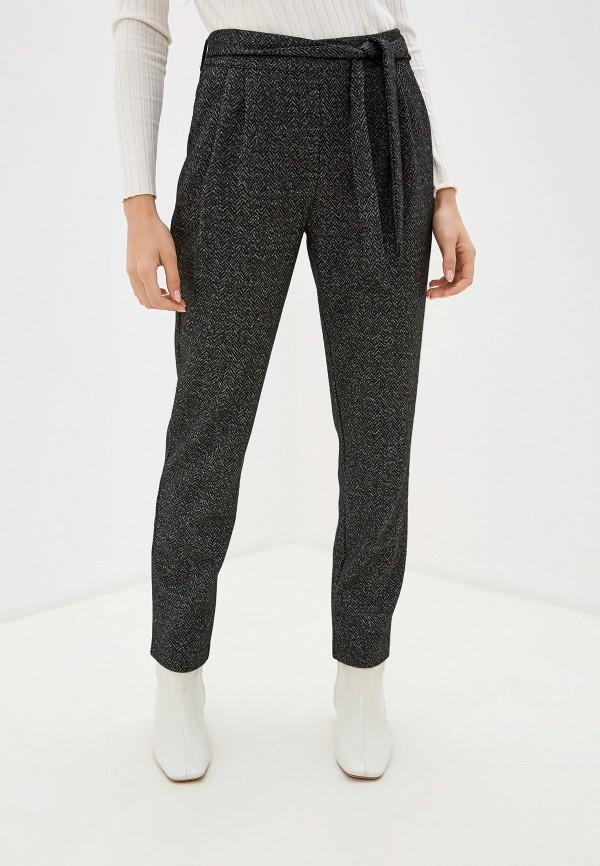 Фото - женские брюки UNQ серого цвета