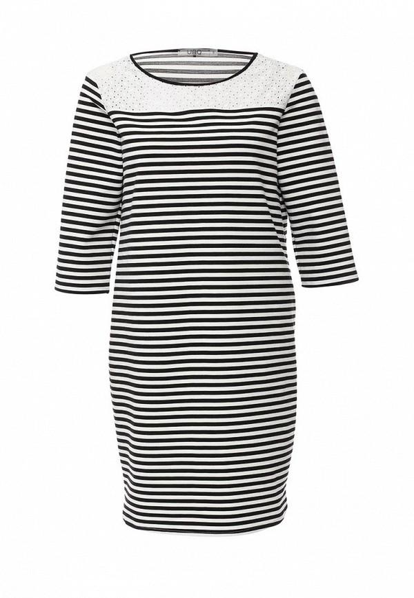 Купить Платье UNQ, un797ewhgf21, разноцветный, Весна-лето 2016