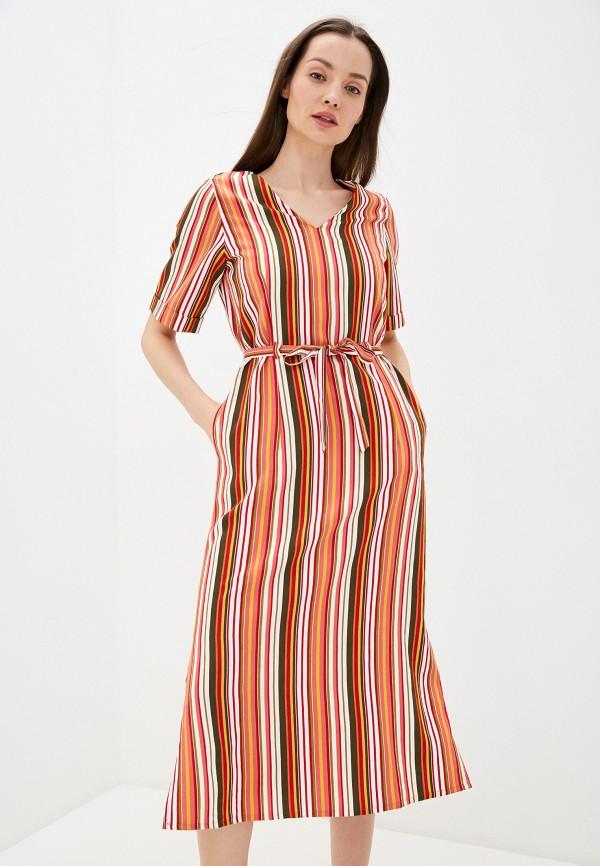 женское повседневные платье unq, разноцветное