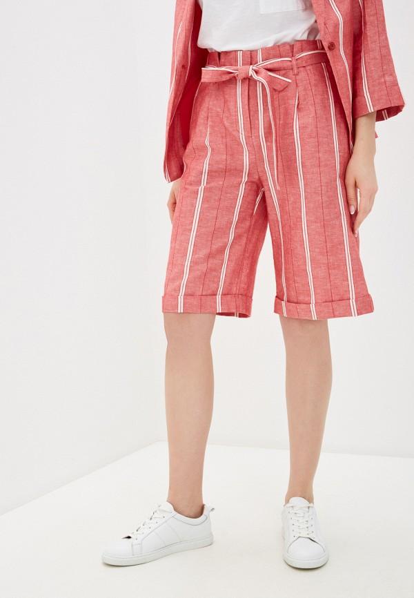 женские повседневные шорты unq, розовые