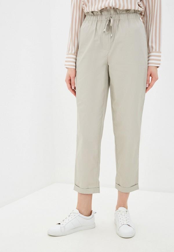 женские повседневные брюки unq, бежевые