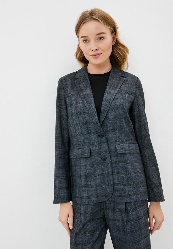женский пиджак unq, серый