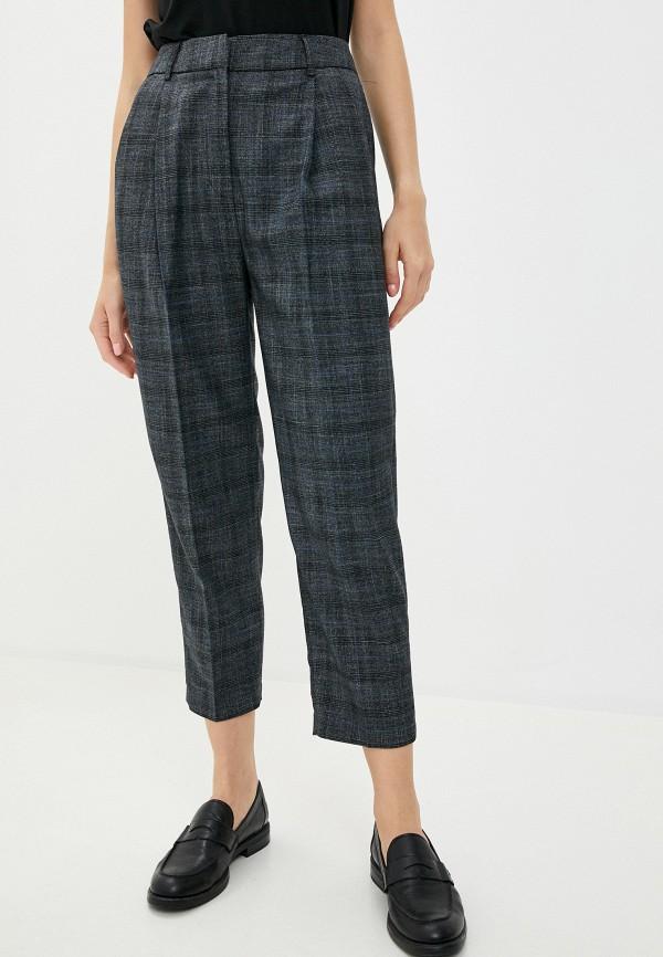 женские классические брюки unq, серые