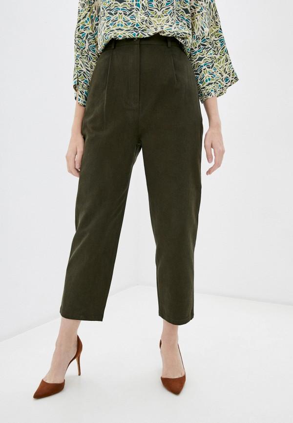 женские повседневные брюки unq, хаки