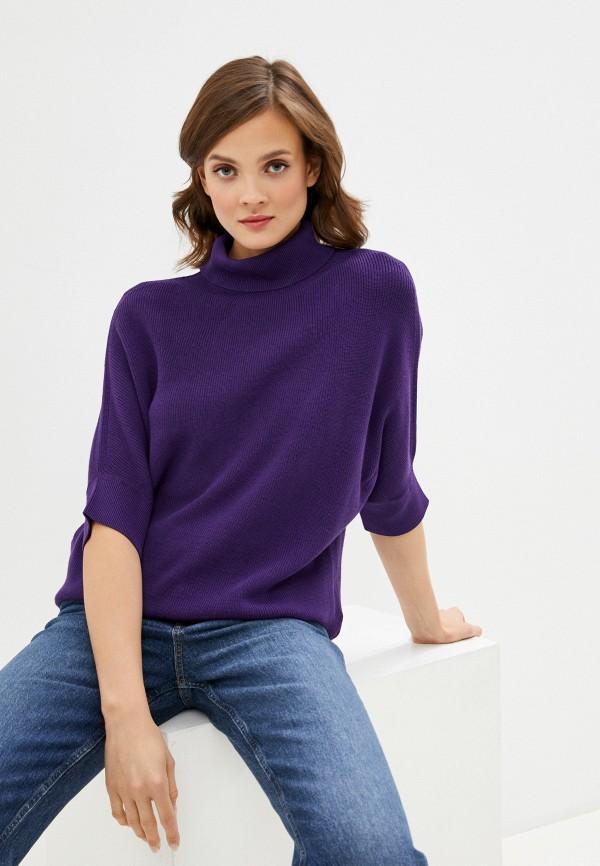 женский джемпер unq, фиолетовый