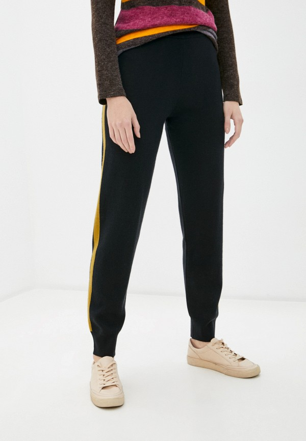 женские повседневные брюки unq, черные