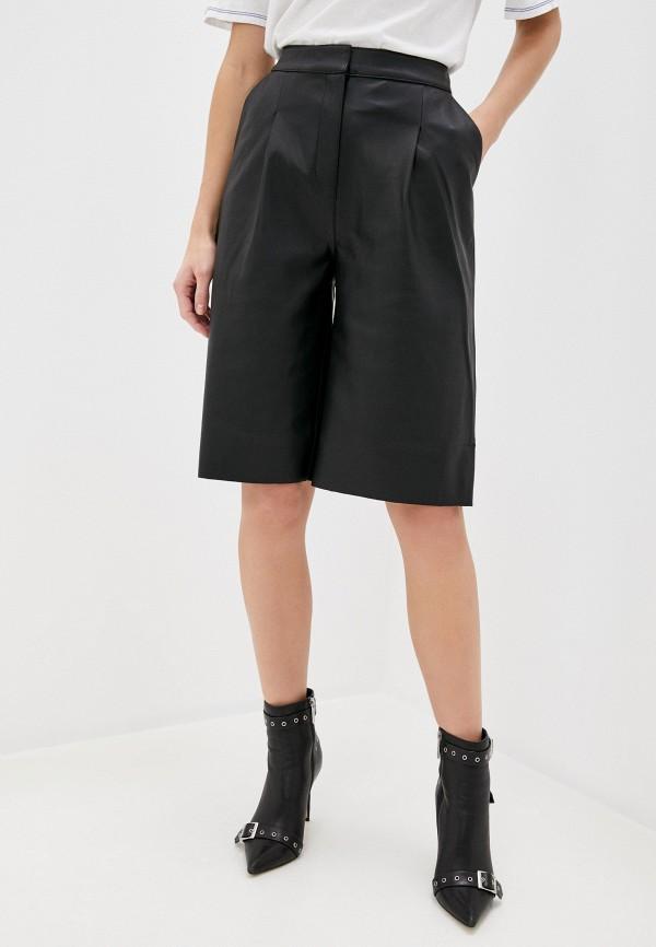 женские повседневные шорты unq, черные
