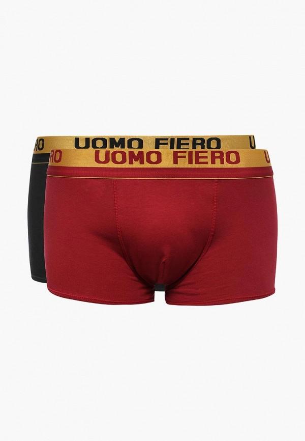 Комплект Uomo Fiero Uomo Fiero UO001EMVUY28 трусы uomo fiero 032 fh цвет черный р m int 48 50 ru