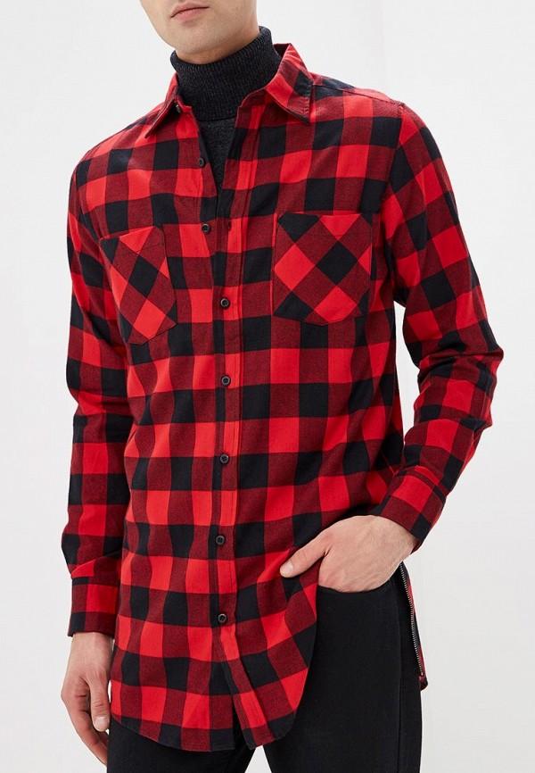 Рубашка Urban Classics Urban Classics UR005EMCYVG9 рубашка urban classics pinstripe shortsleeve shirt black xl