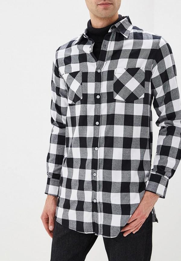 Рубашка Urban Classics Urban Classics UR005EMCYVH0 рубашка urban classics pinstripe shortsleeve shirt black xl