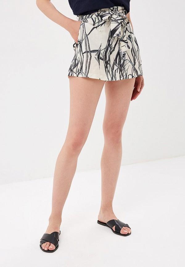женские шорты urban touch, бежевые