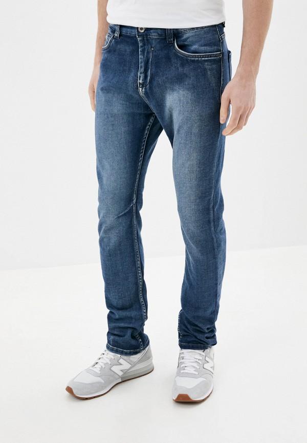 мужские прямые джинсы urban surface, синие