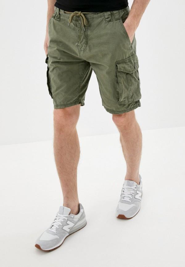 мужские повседневные шорты urban surface, хаки