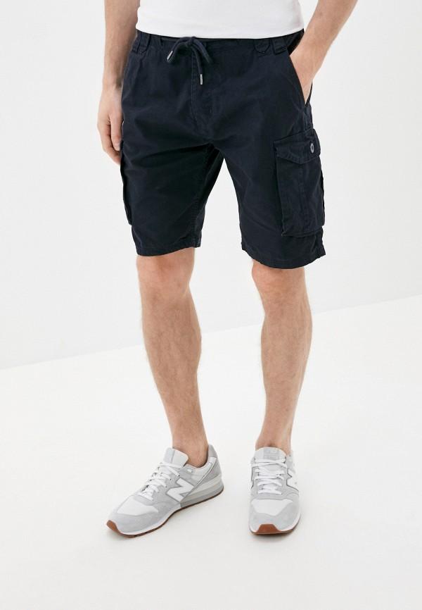 мужские повседневные шорты urban surface, синие