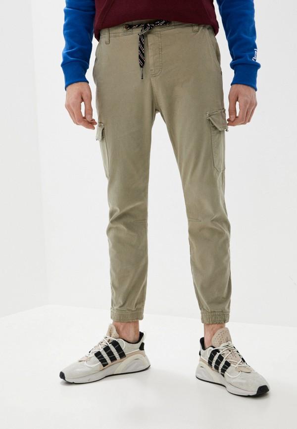 мужские брюки urban surface, бежевые
