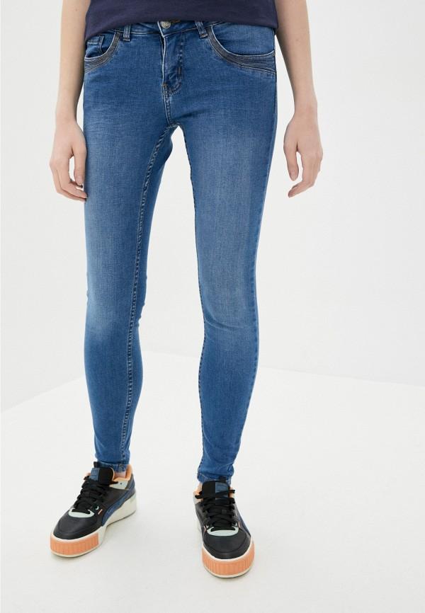 женские джинсы urban surface, синие