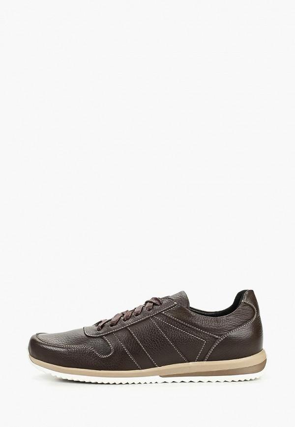 мужские кроссовки valley, коричневые