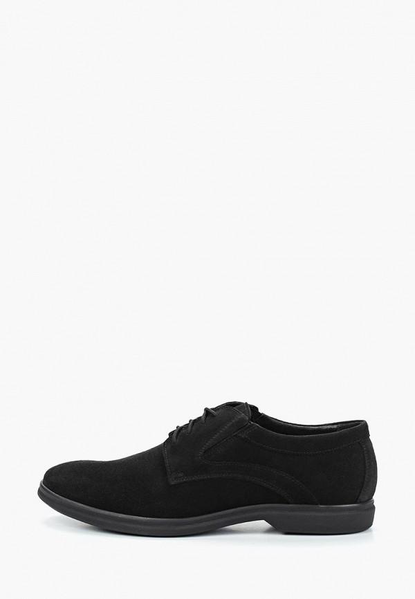мужские ботинки valley, черные