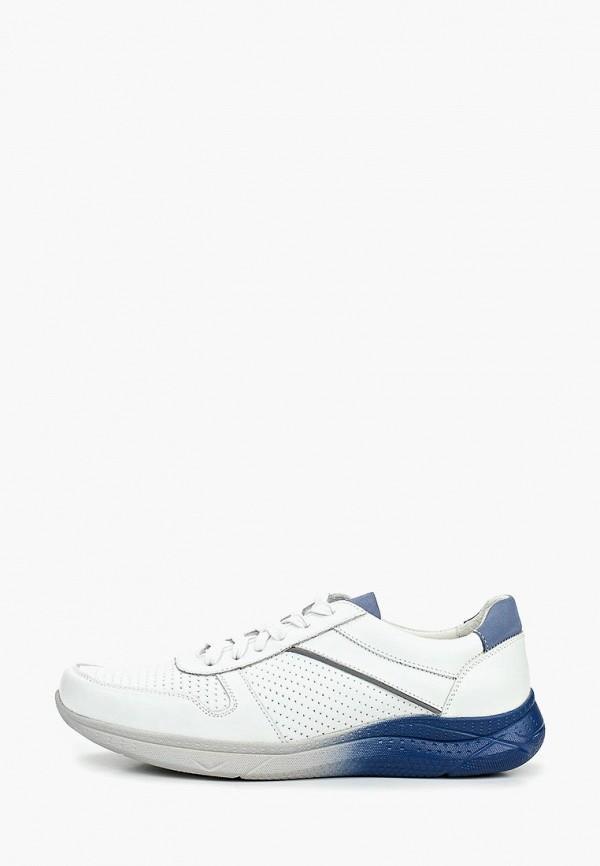 мужские кроссовки valley, белые