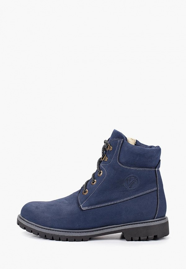 мужские ботинки valley, синие