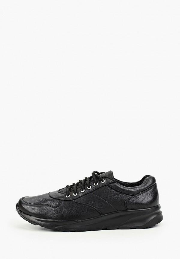 мужские кроссовки valley, черные