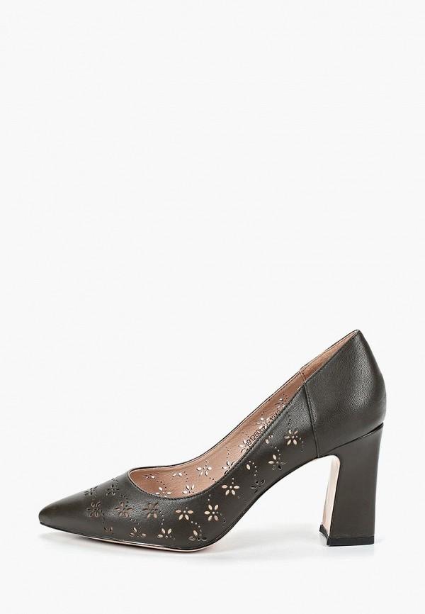 женские туфли valley, серые