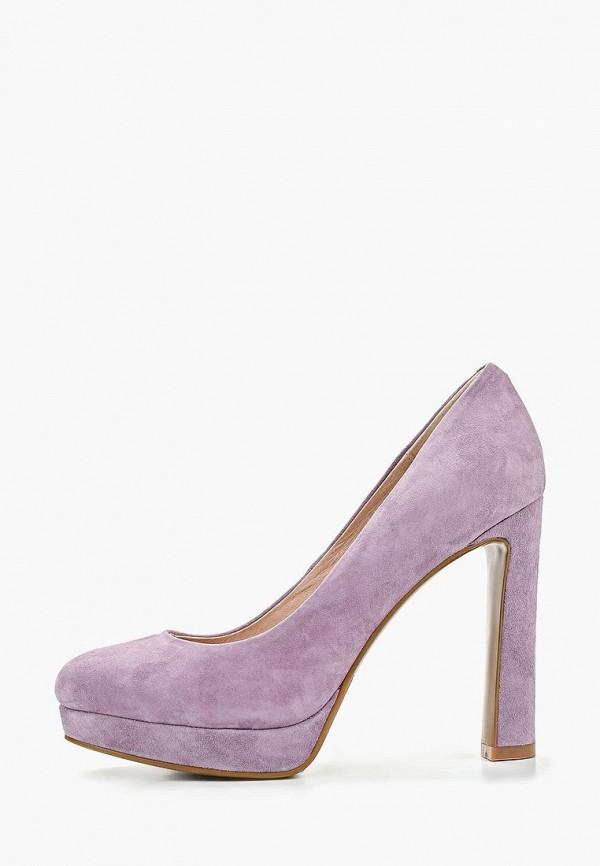 женские туфли valley, фиолетовые