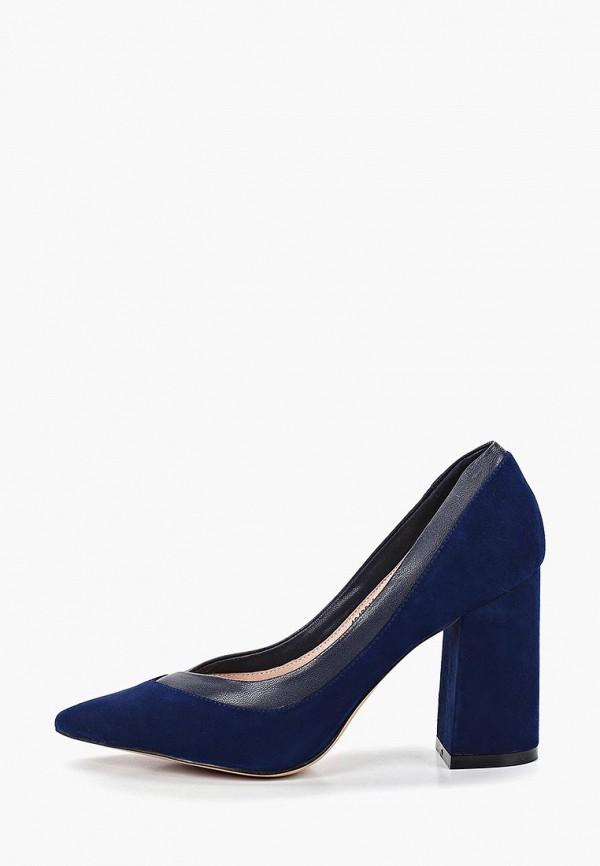 женские туфли valley, синие