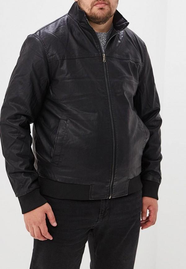 Купить Куртка кожаная Vanzeer, va016emcpbf6, черный, Осень-зима 2018/2019