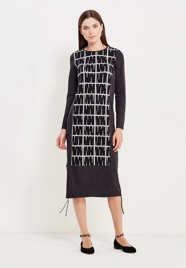 Купить Платье Vay, VA017EWWKR67, черный, Осень-зима 2017/2018