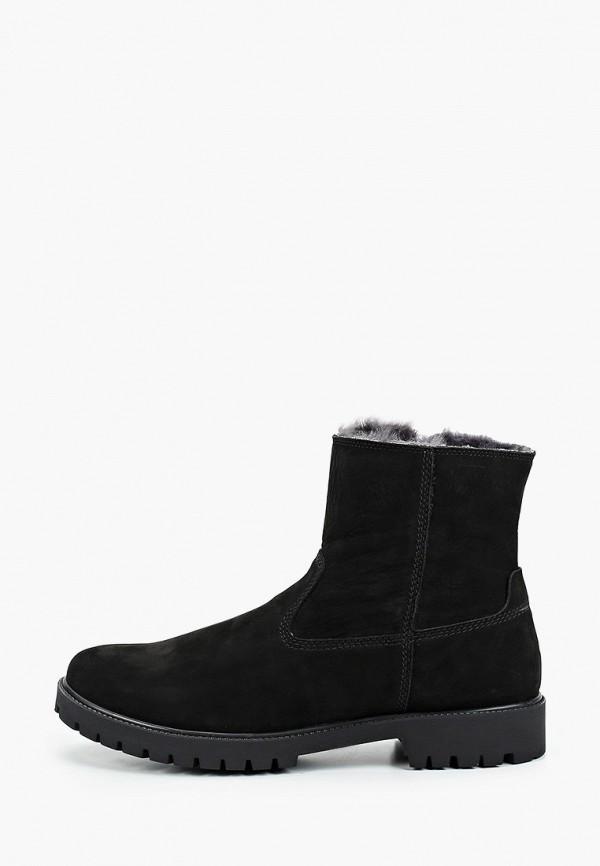мужские ботинки valser, черные