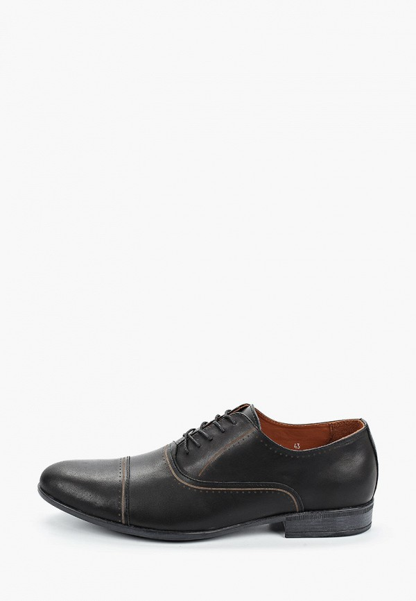 мужские туфли valser, черные