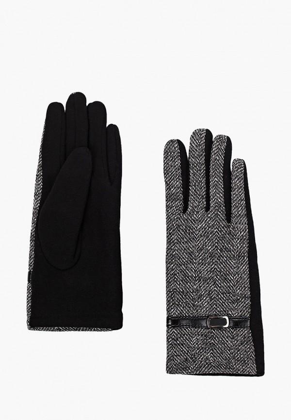 женские текстильные перчатки val vutti, серые