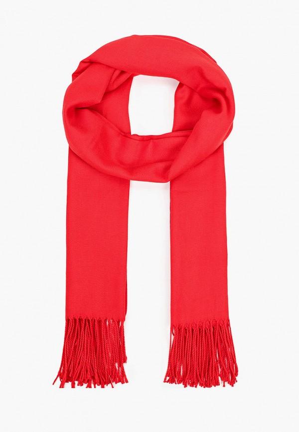 женский платок val vutti, красный