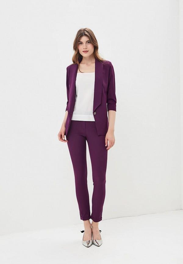 Фото - Женский костюм Vagi фиолетового цвета