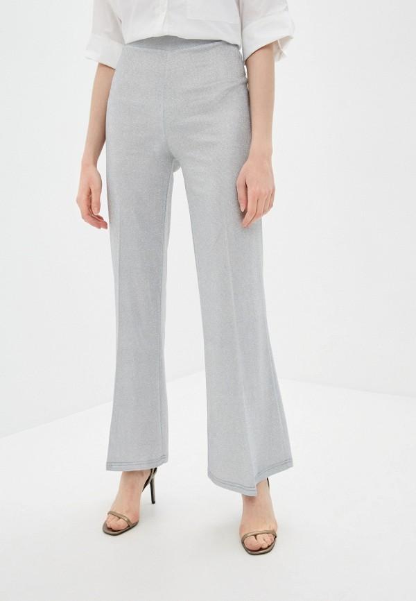 женские повседневные брюки vagi, серые
