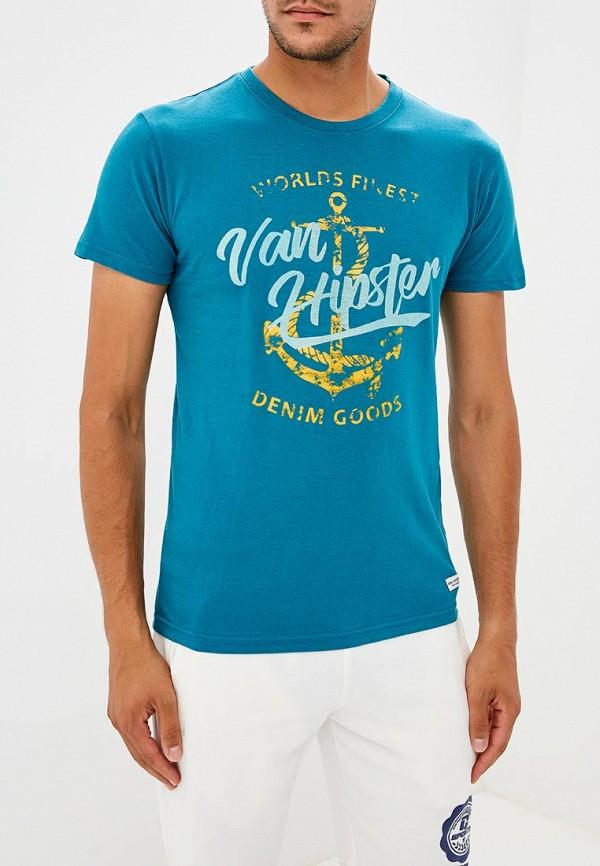 Футболка Van Hipster Van Hipster VA021EMCAUX4 van hoy