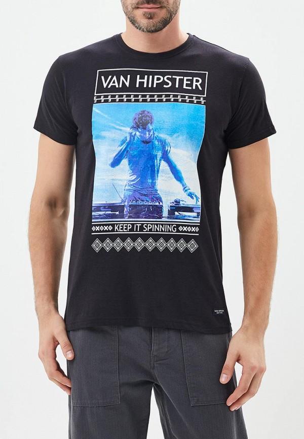 Футболка Van Hipster Van Hipster VA021EMCAUY9 van hoy