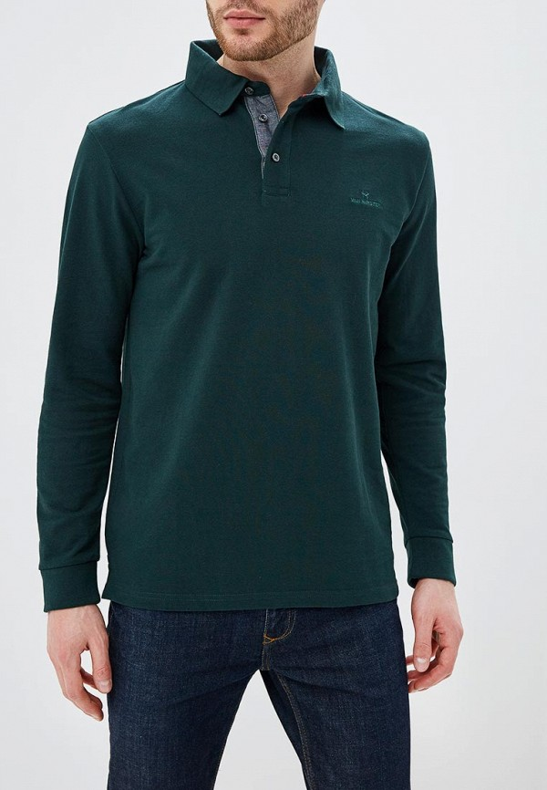 Поло Van Hipster Van Hipster VA021EMDMGY3 пуловер van hipster van hipster va021emdezl3