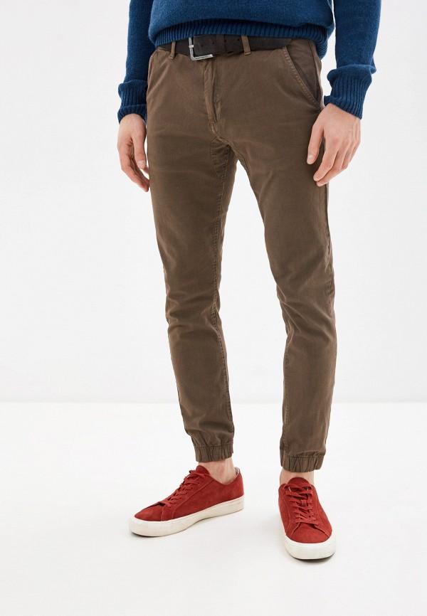 мужские брюки van hipster, коричневые