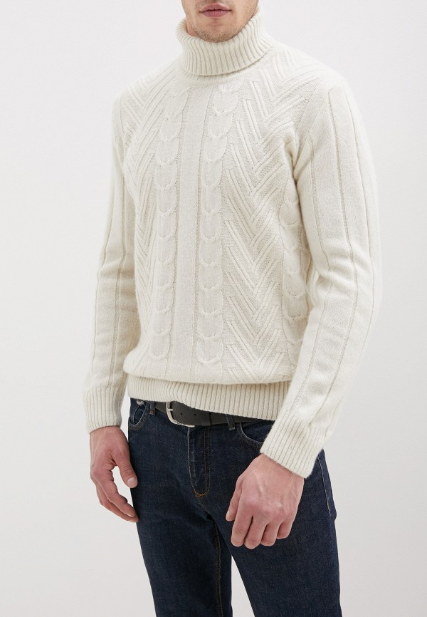 мужской свитер van hipster, белый