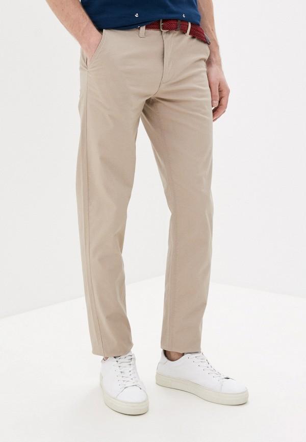 мужские повседневные брюки van hipster, бежевые