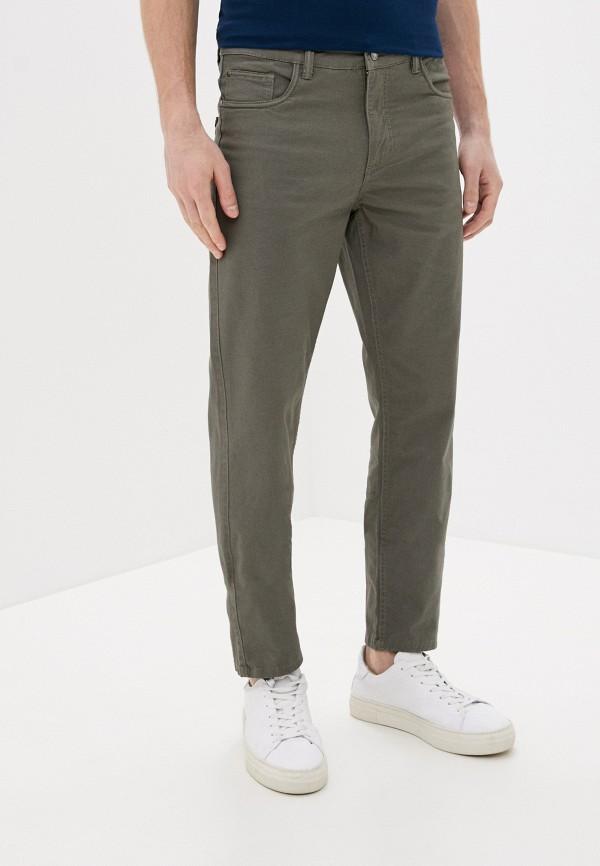 мужские прямые брюки van hipster, хаки