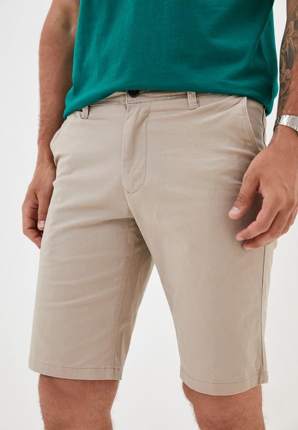 мужские повседневные шорты van hipster, бежевые